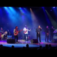 The Foundations live at Benidorm Palace