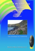 Songs Of The Cliff Top For Baritone And Piano Included Cd