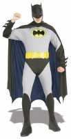 Batman With Muscle Chest Costume
