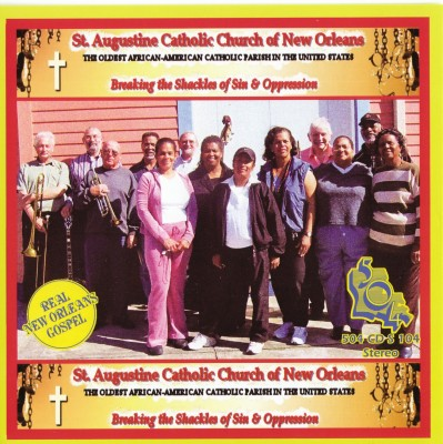 St Augustine Church Choir Live In New Orleans
