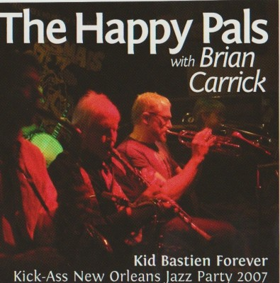 The Happy Pals With Brian Carrick
