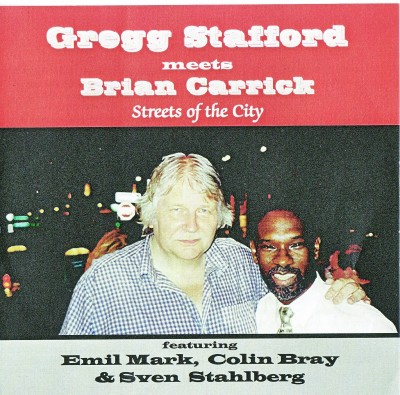 Gregg Stafford Meets Brian Carrick In New Orleans