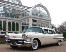 1958 Cadillac Fleetwood 75 limousine