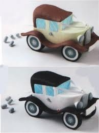 pottery cars