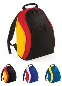 Nation Backpack (Multiple Colours, One Size)