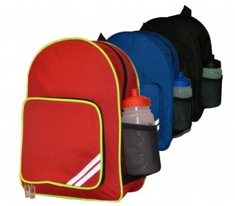 Infant Backpack (Multiple Colours, One Size)