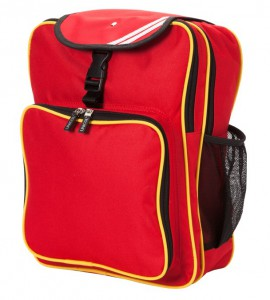 Junior Backpack (Multiple Colours, One Size)