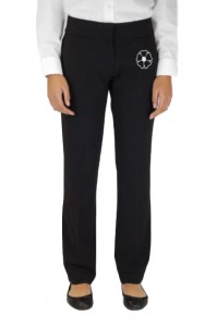 Holmfirth High, Junior Girls Trousers (Ages 10-12 Special Offer)