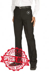 Holmfirth, Senior Boys Classic Fit Trousers (Waist 27-31)