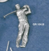 Large Golf Figure