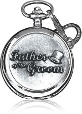 Front of Pocket Watch