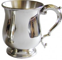1pt Georgian Pewter Tankard