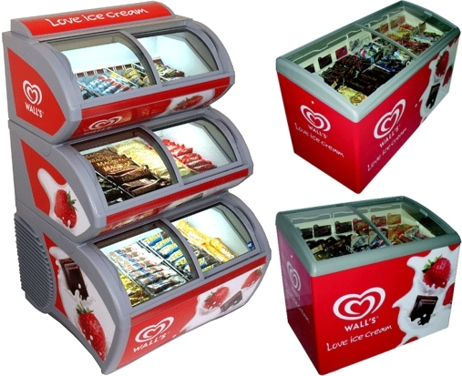 Freezers Ice Cream Suppliers For Cheshire Wirral