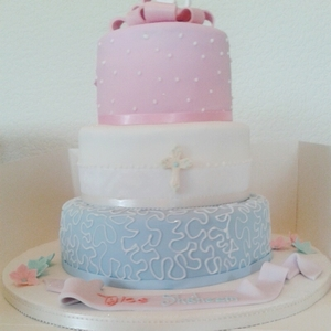 Christening Cakes Solihull