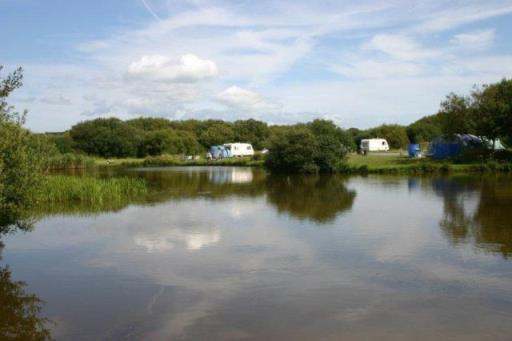 Yet Y Gors Fishery And Caravan And Campsite Pembrokeshire