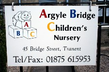 Image result for Argyle Bridge Children's Nursery LOGO