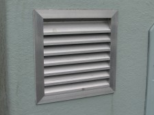 Louvered Vent