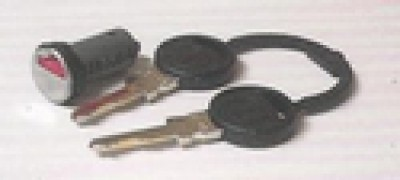 72289.87 BARREL 2 KEYS FOR TABBERT LOCK SEE LISTING