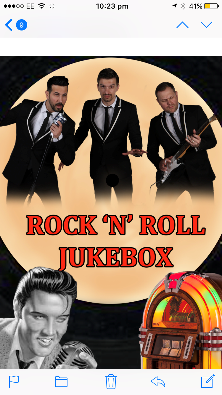 Rock n Roll Jukebox
