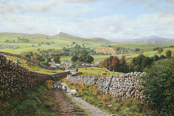 Artist K Melling Paintings Pictures And Prints Of