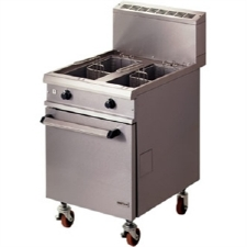 Twin Basket Deep Fat Fryer LPG