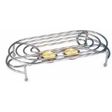 Chrome Balti Dish Warmer