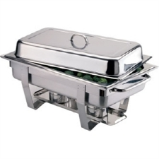 Chafing Dish Single (lift off lid)