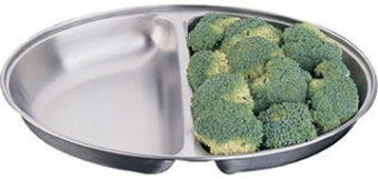 Vegetable Serving Tray ideal for family table service