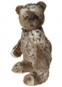 CB181832B Christine collectable teddy bear by Charlie Bears