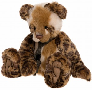 Fine Charlie Bears Limited Edition Mr Meekings Mouse Comfortable And Easy To Wear Manufactured Bears