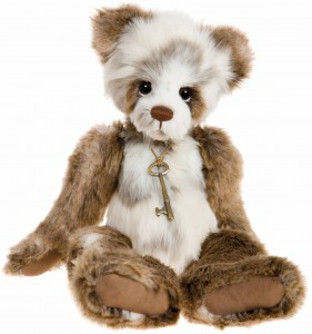 Cb161628 Be Novel In Design Charlie Bears 2016 Skylar Dolls & Bears Bears
