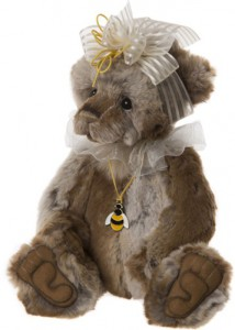 Nina by Charlie Bears CB171785A