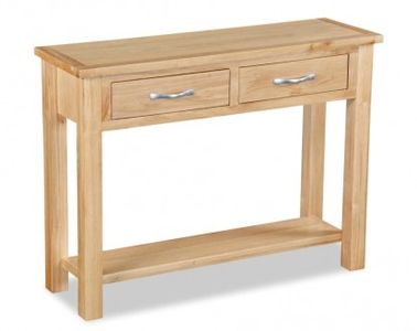 G1988 Tuscan Oak console table