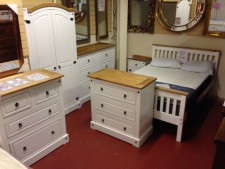 Banbury white bedroom furniture