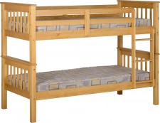 Neptune oak effect 3ft bunk bed