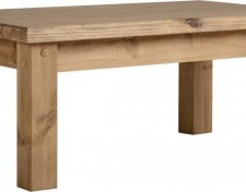 Block solid small dining table