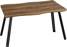 WAVE or straight edge dining table