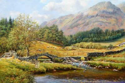 Slater Bridge - Lake District