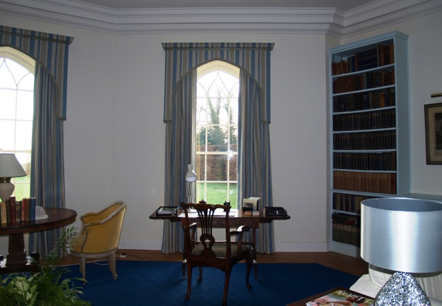 Torrie House Library