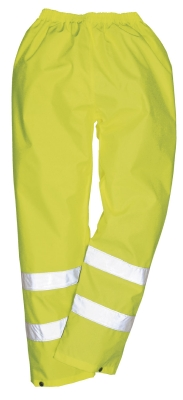 HV/TRS/Y HiViz Over Trousers - yellow