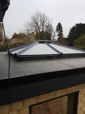 SKYLIGHT Roof Lantern white