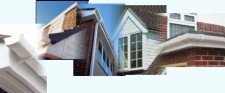 PVC fascia and soffits, cheap prices