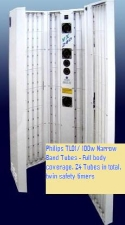 Narrowband Treatment At Home Philips Tl01 Narrowband Uvb Lamps