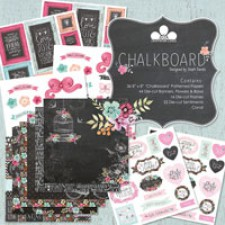 Chalkboard Craftwork Cards Collection