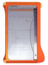 fiskars trimmer guillotine