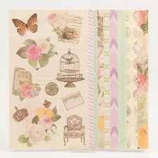 vintage paper collection dawn bibby