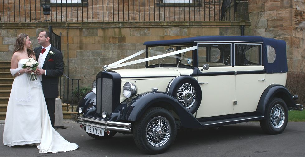 1920\'s Regents | North East Wedding Car Hire for Durham, Newcastle ...