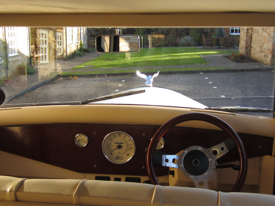 East Devon Vintage Wedding Car Hire