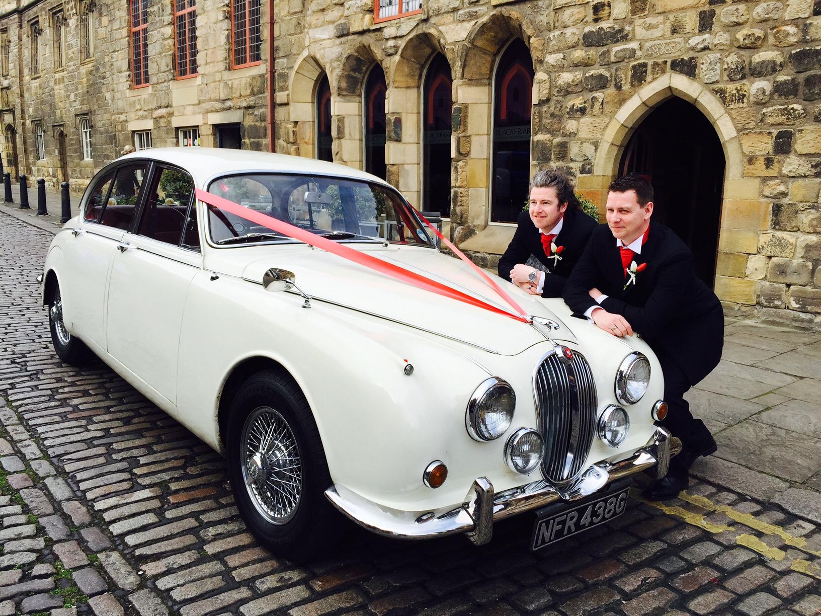Wedding Car Hire Northumberland Prices
