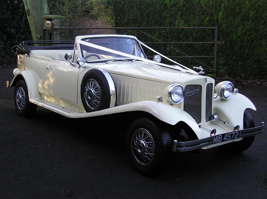 1930\'s Beaufords   North East Wedding Car Hire for Durham, Newcastle ...